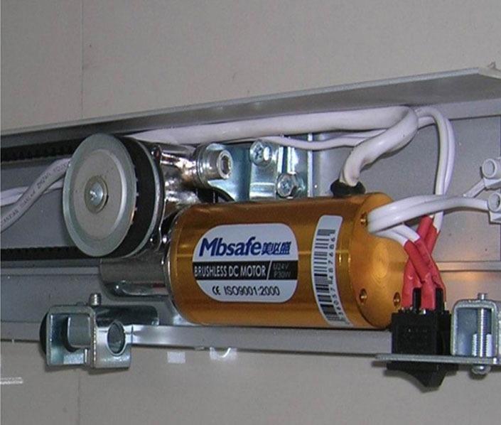 یراق آلات کرکره برقی